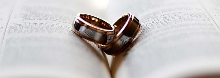 huwelijkse voorwaarden opstellen