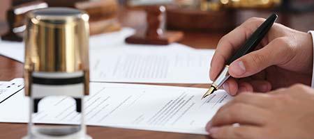 overdracht huis notariskantoor Den Haag