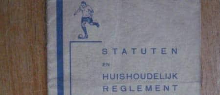 statutenwijziging vereniging